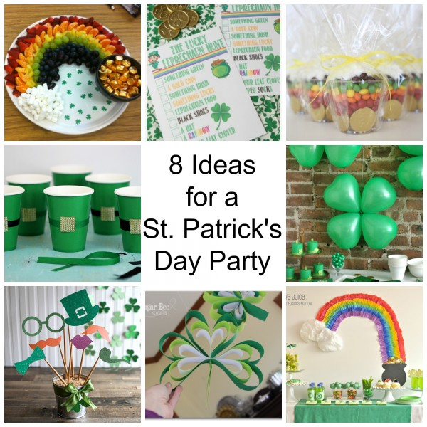 Interesting St patricks day adult party idea right! think