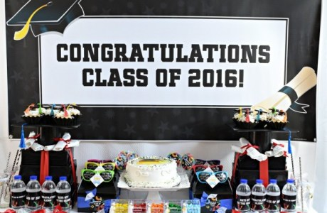 Help the Class of 2016 Celebrate in Style