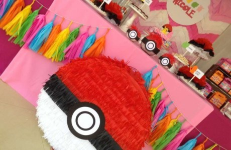 DIY – Pokemon For Girls Party