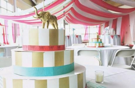 DIY Circus Party