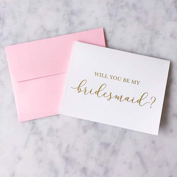 Be My Bridesmaid Ideas Weddings ⋆ partyinvitecards the best