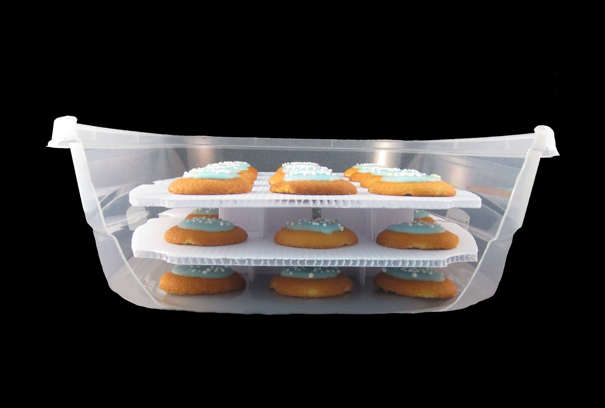 Decorative Cookie Containers Storing Your Decorated Sugar Cookies Partykitchen