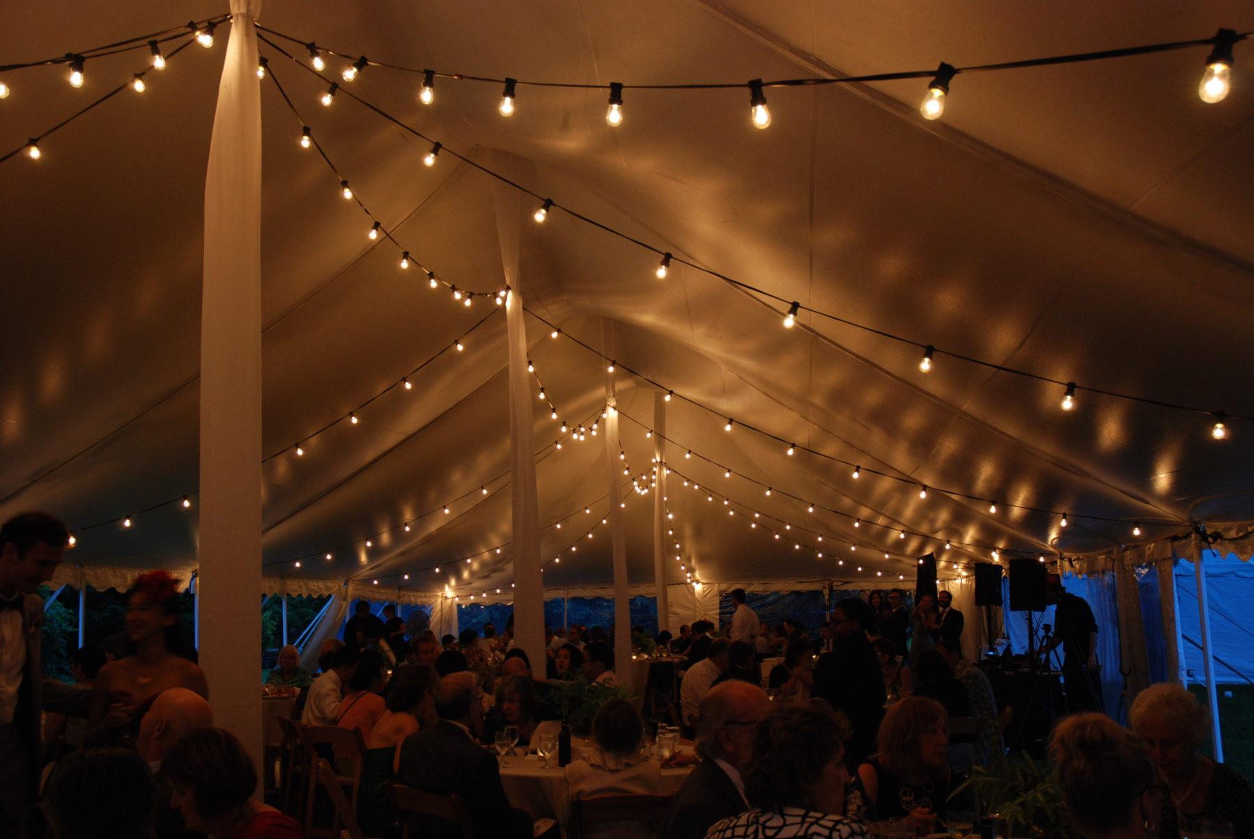 Tent Lighting Rentals Tent Rentals Partysavvy