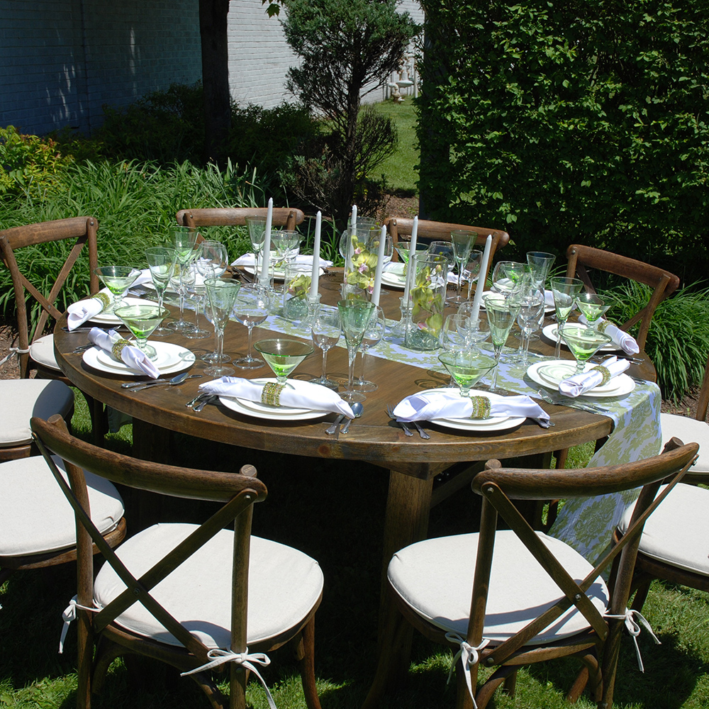 Rustic Rentals Farm Tables Wine Barrels Pittsburgh Pa Partysavvy