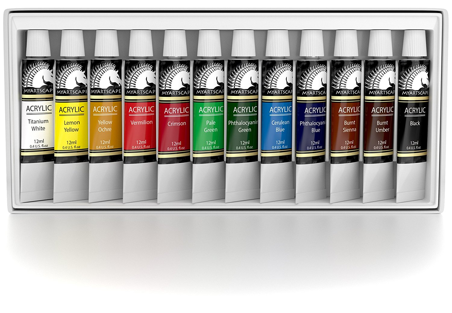 Acrylic Paint Set Artist Quality Paints For Painting