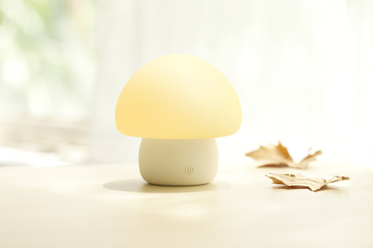 Lamp And Nightlight Emoi Multicolor Led Baby Night Light Portable Silicone