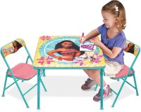 Moana Disney Activity Table Playset  Party Supply Factory