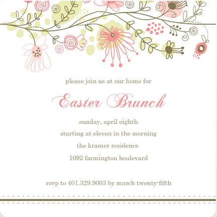Top 10 Spring Invitation Designs Invitation Ideas