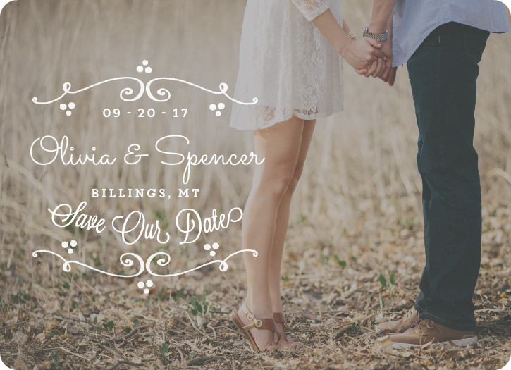 Country Save The Date Ideas Rustic Photo Ideas  Wording Samples