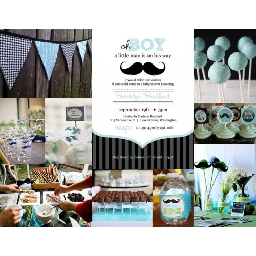 Medium Crop Of Baby Boy Shower