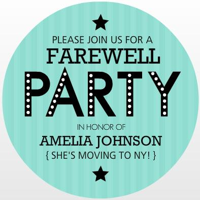 Free Printable Invitation Templates Going Away Party u2026 Pinteresu2026 - invitation templates for farewell party