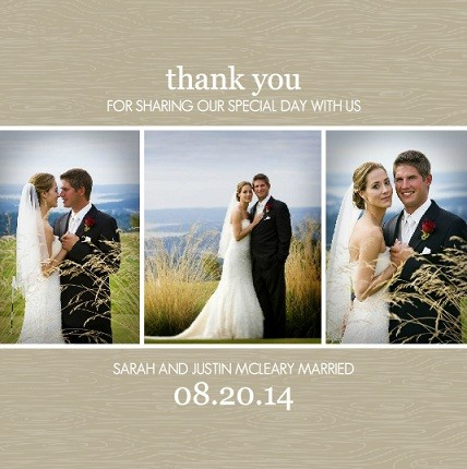 Wedding Thank You Cards Writing Tips Wedding Paperie