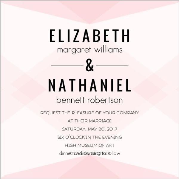 Unique Wedding Invitation Wording Ideas - Wedding Ideas, Tips  Wordings