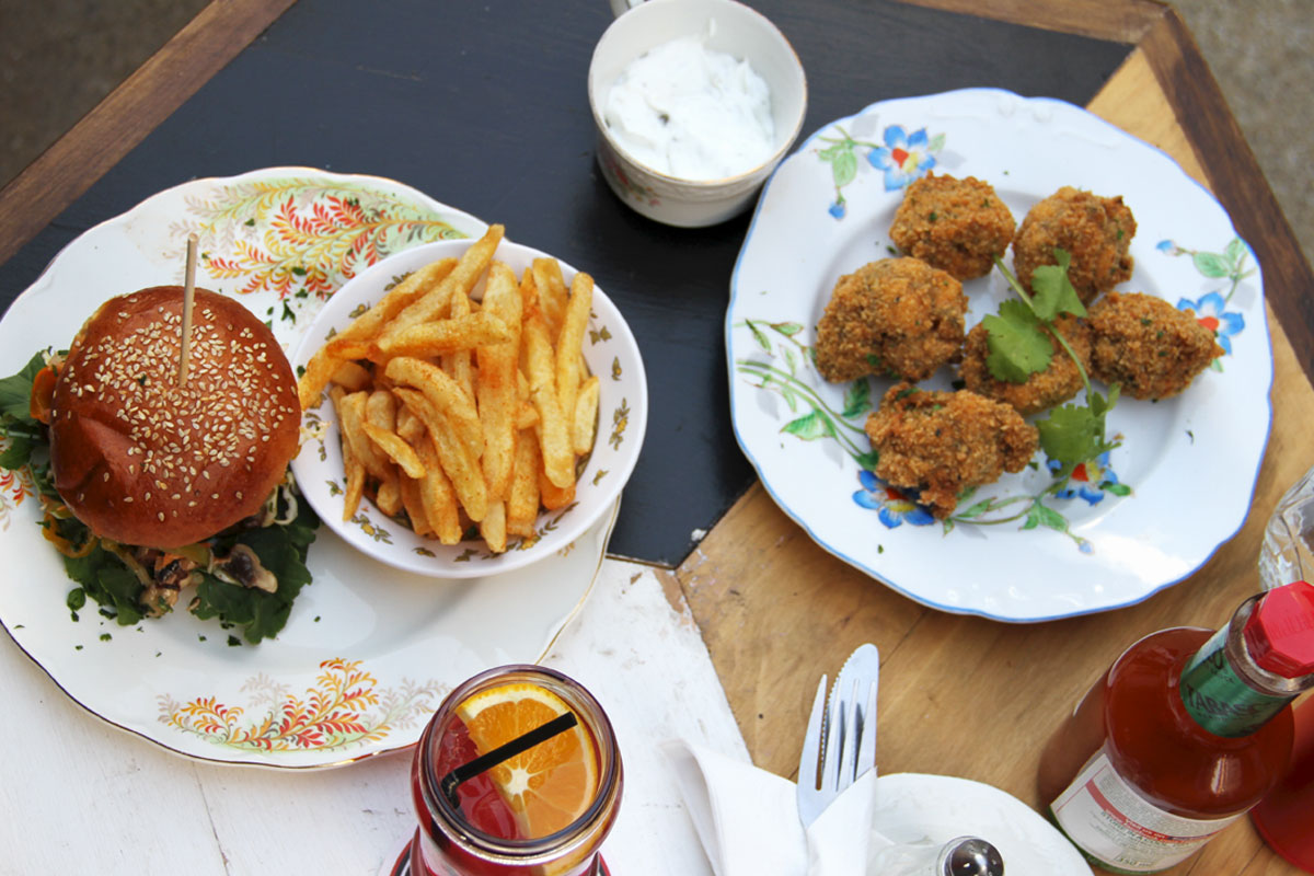 Cuisine Royale Eat Food Vegan Options At The Royale Parusha Naidoo