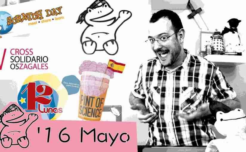Agendica Mayo 2016