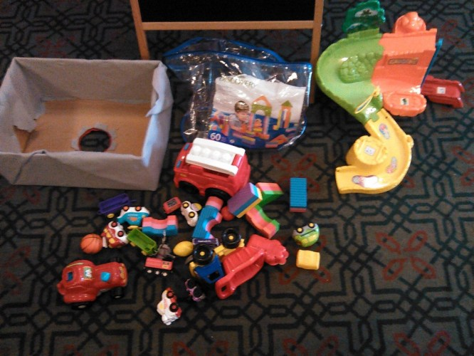 Infant and Toddler Storytimes: Cars!