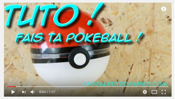 pokeball diy