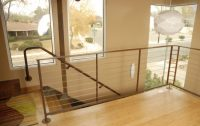 Residential Cable Railings | Pascetti Steel Design
