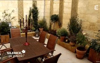 aménager patio exterieur ombragé apres
