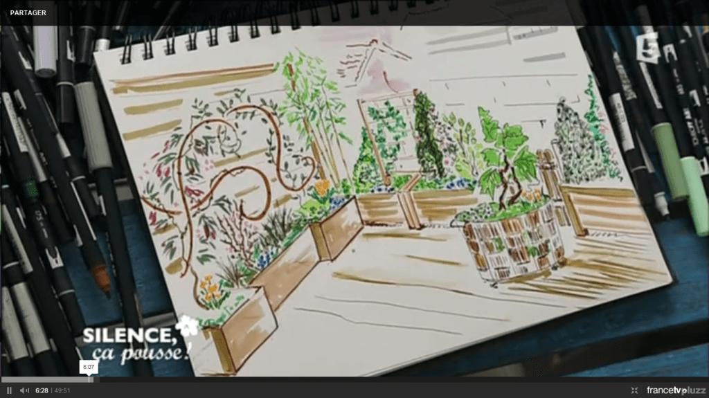 Comment transformer une terrasse en jardin pas de - Pas de panique silence ca pousse ...