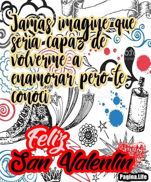 38 Imagenes de amor en tarjetas para San Valentin dia de los