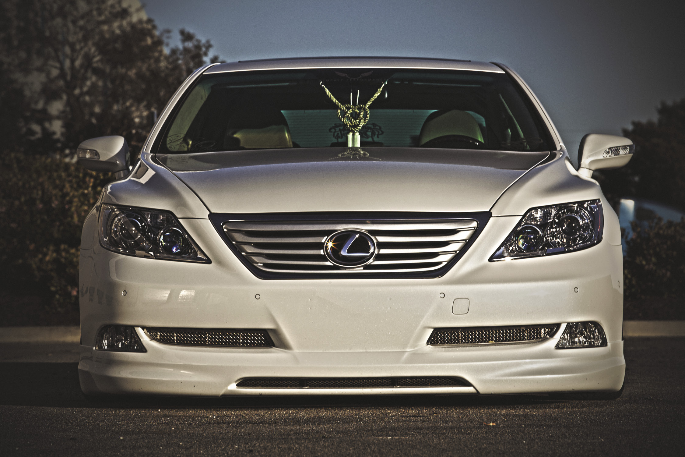 Lexus Ls460l Pasmag Performance Auto And Sound Nat Huynh S Endless Projects