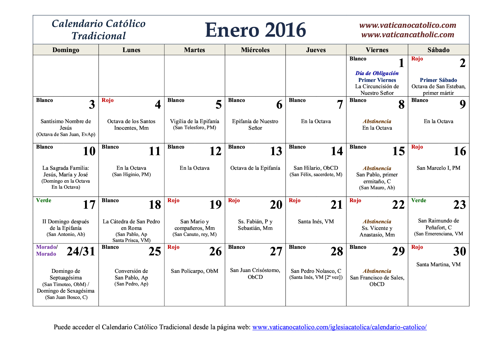 Calendario Mes Febrero Calendario Enero 2016 Related Keywords Calendario Enero
