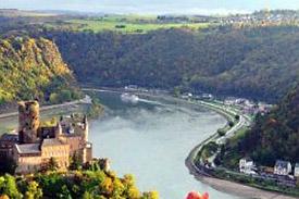Eberle Uniworld River Cruise