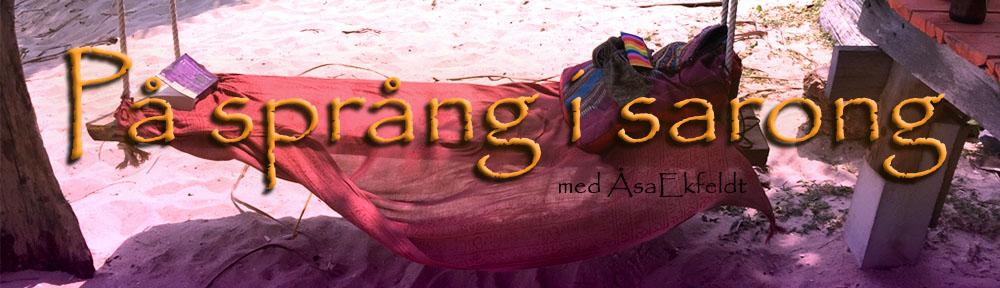 På Språng I Sarong