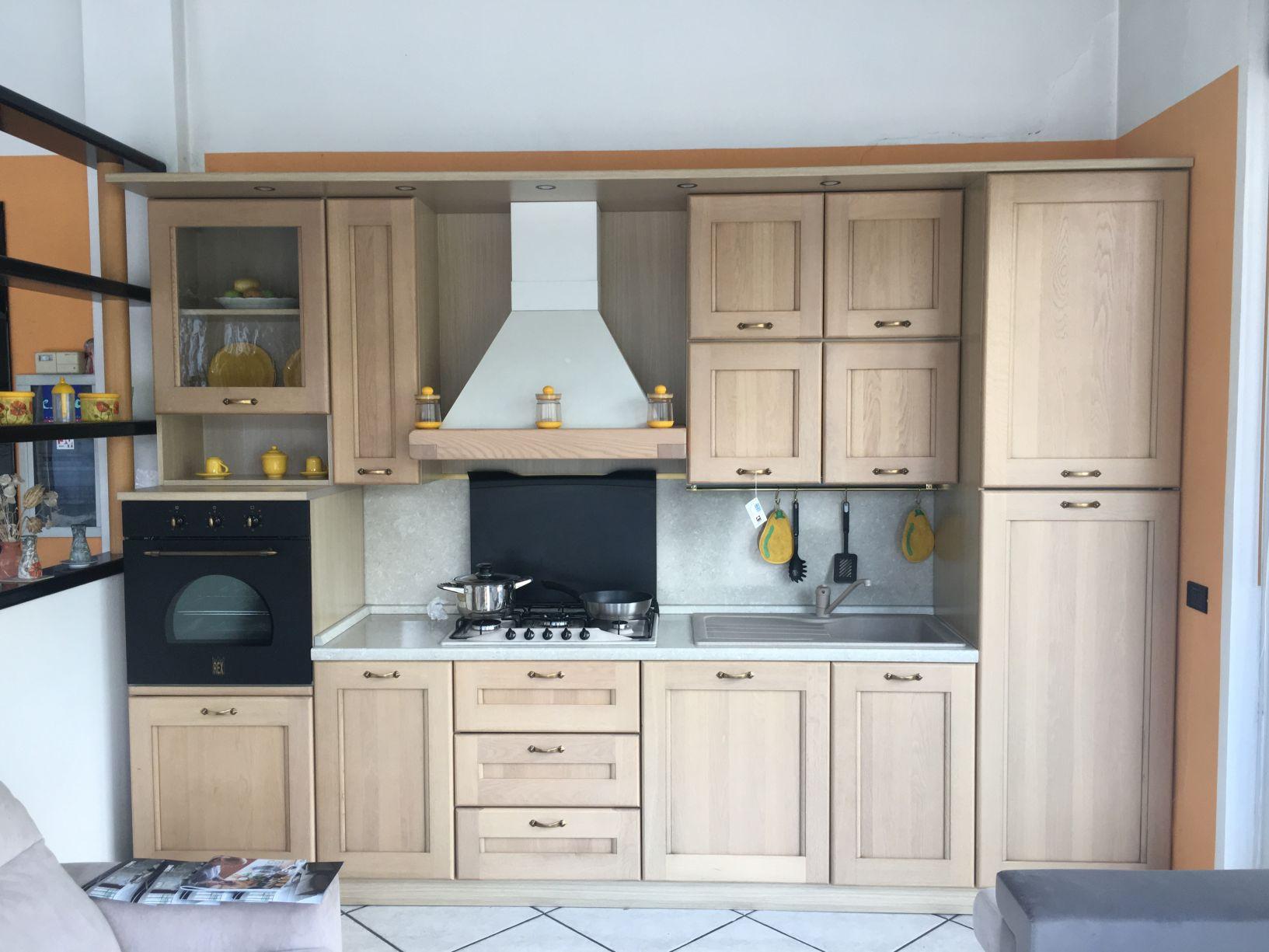 Cucina Componibile Rovere Sbiancato   Gallery Cucine Moderne Cucine Lube