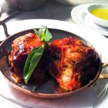 Passagem Gastronômica - Restaurante Cecconi's - Londres