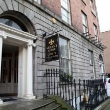 Passagem Gastronômica - Pousada Albany House - Dublin