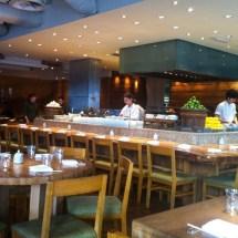 Passagem Gastronômica - Restaurante Roka - Londres