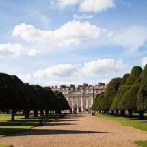Passagem Gastronômica - Hampton Court - Londres