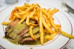 Passagem Gastronômica - Restaurante Le Relais de Venise: L'entrecote - Londres
