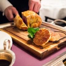 Passagem Gastronômica - Restaurante Savoy Grill - Chef Gordon Ramsey - Londres