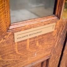 Passagem Gastronômica - Restaurante Viajante - Londres