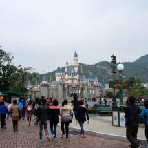 Passagem Gastronômica - Hong Kong Disneyland