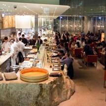 Passagem Gastronômica - Restaurante Japonês Zuma - Hong Kong