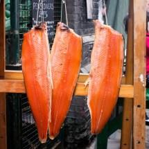 Passagem Gastronômica - Maltby Street Market - Londres