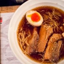 Passagem Gastronômica - Restaurante de Ramen - Tonkotsu - Londres