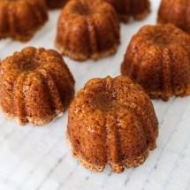 Passagem Gastronômica - Receita de Bolo de Mel com Especiarias - Deb Perelman - The Smitten Kitchen Blog