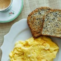 Passagem Gastronômica - Receita de Ovos Mexidos - Bill Granger