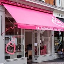 Passagem Gastronômica - La Pâtisserie des Rêves - Londres - Inglaterra