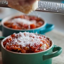 Passagem Gastronômica - Receita de Berinjela Gratinada à Napolitana - Gui Poulain, blog Moldando Afeto