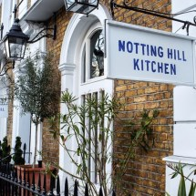 Passagem Gastronômica - Restaurante Notting Hill Kitchen - Londres