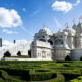 Passagem Gastronômica - Masden Temple (Hindu) - Londres - Inglaterra