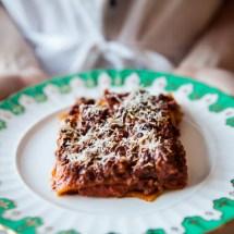 Passagem Gastronômica - Receita de Lasanha à Bolonhesa