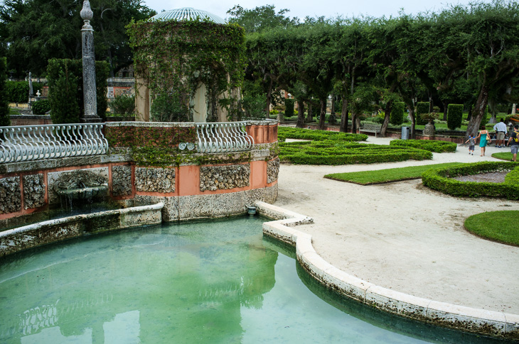 Passagem Gastronômica - Vizcaya Museum & Gardens - Miami
