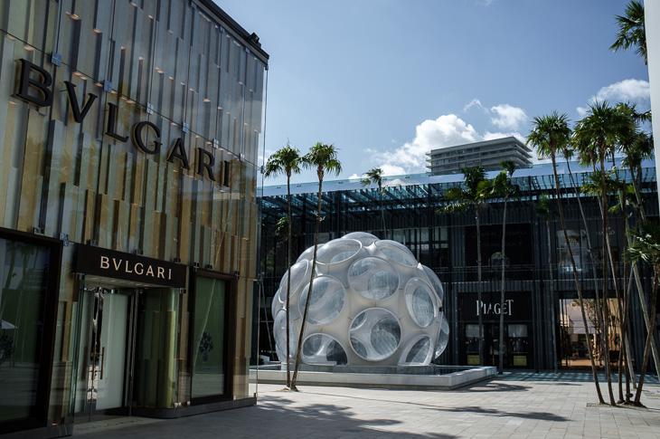 Passagem Gastronômica - Miami Design District - Miami